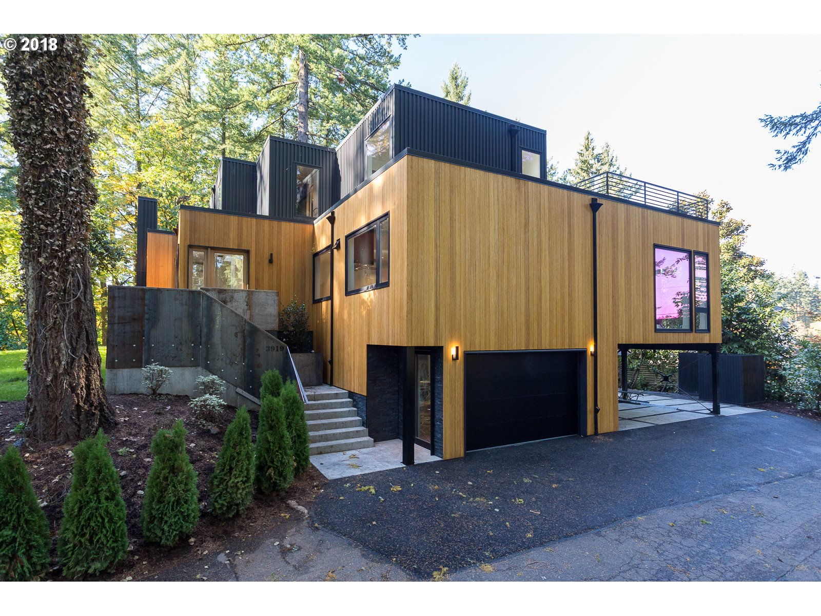 Featured homes portland modern home